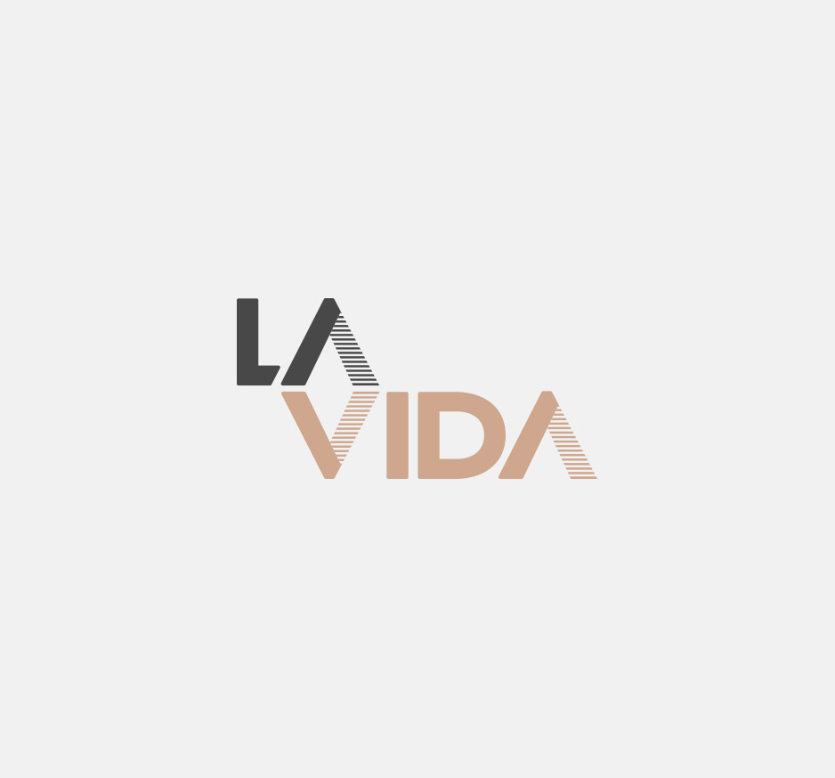 La Vida Designs, branding and logo design, by 372 Digital